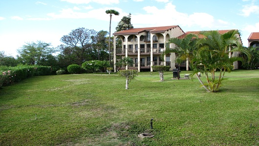 Aston Hill Hotel Maui front view