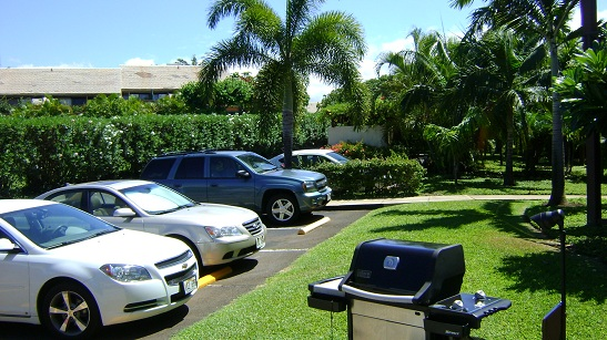 Aston Hill Hotel Maui parking
